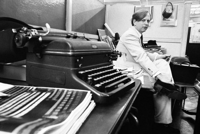 Tom Wolfe from Esquire, Getty Images